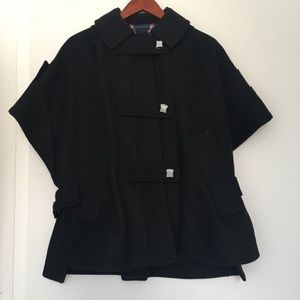 Marc by Marc Jacobs Cape Jacket